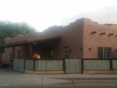 Douglas AZ Single Family Home For Sale: $97,000