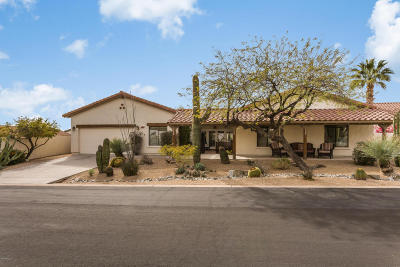 Scottsdale Single Family Home For Sale: 22708 N 91st Way