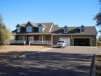 Scottsdale Single Family Home For Sale: 15303 E Roi Verde Drive