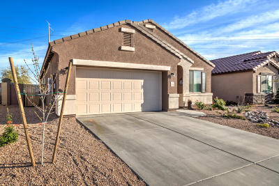 Buckeye Single Family Home For Sale: 23759 W Magnolia Drive
