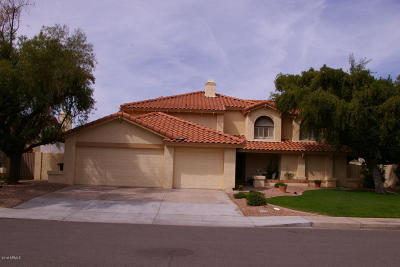 Chandler AZ Single Family Home For Sale: $424,900