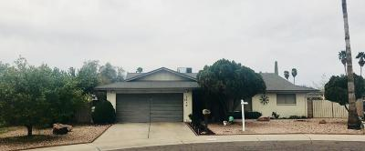 Glendale Single Family Home For Sale: 5810 N 46th Avenue