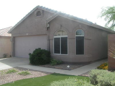 Phoenix AZ Single Family Home For Sale: $274,900