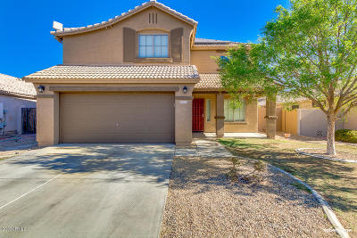 Surprise Single Family Home For Sale: 14782 W Aster Drive