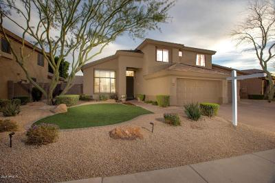 Scottsdale Single Family Home For Sale: 6437 E Marilyn Road