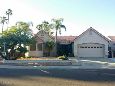 Glendale Single Family Home For Sale: 6903 W Oraibi Drive