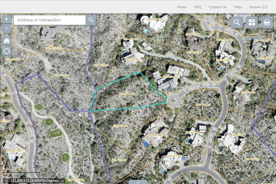 Scottsdale Residential Lots & Land For Sale: 10766 E Distant Hills Drive