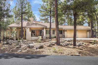 Flagstaff Single Family Home For Sale: 4661 Griffiths Spring