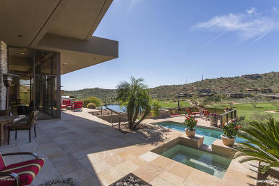 Fountain Hills Single Family Home For Sale: 9212 N Horizon Trail