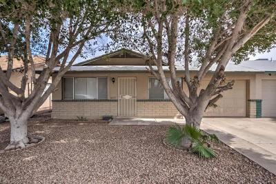 Glendale AZ Single Family Home For Sale: $159,000