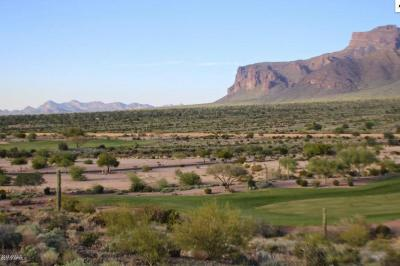 Gold Canyon AZ Residential Lots & Land For Sale: $1,150,000
