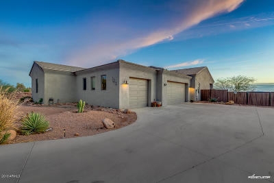 Apache Junction Single Family Home For Sale: 1414 S Morning Dove Court