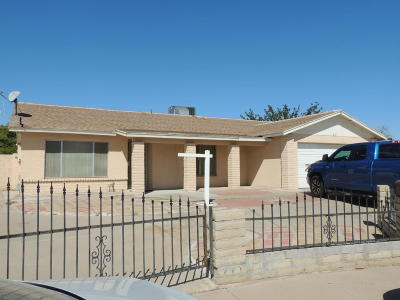 Phoenix Single Family Home For Sale: 4664 N 77th Avenue