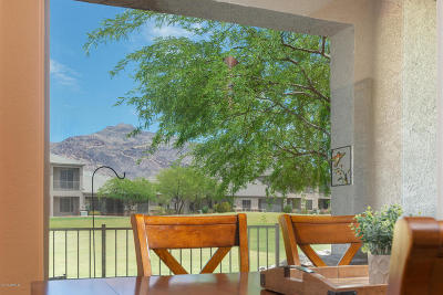 Gold Canyon Condo/Townhouse For Sale: 5285 S Overlook Trail