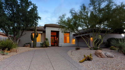 Scottsdale Single Family Home For Sale: 6388 E Marioca Circle