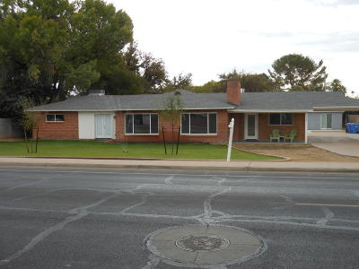 Phoenix Single Family Home For Sale: 1629 W Maryland Avenue
