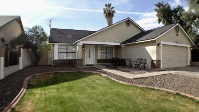 Phoenix Single Family Home For Sale: 8841 W Virginia Avenue