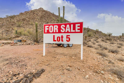 Queen Creek AZ Residential Lots & Land For Sale: $119,000
