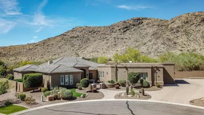 Phoenix Single Family Home For Sale: 3114 W Glenhaven Drive