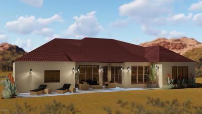 Queen Creek Single Family Home For Sale: 199xx E Happy Road