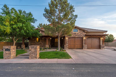 Gilbert Single Family Home For Sale: 10042 S Greenfield Road