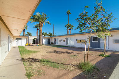 Phoenix Multi Family Home For Sale: 2022 36th Street