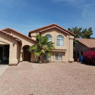 Phoenix Single Family Home For Sale: 4222 E Windsong Drive