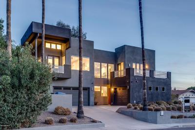 Phoenix Single Family Home For Sale: 7627 N 22nd Street