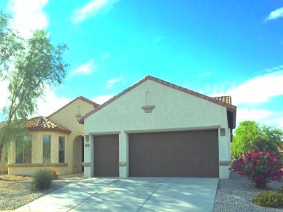 Eloy Single Family Home For Sale: 4911 W Comanche Drive