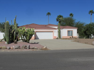 Queen Valley AZ Single Family Home For Sale: $425,000