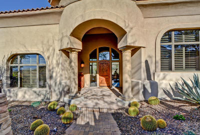 Fountain Hills Single Family Home For Sale: 9920 N Fireridge Trail