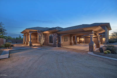 Cave Creek Single Family Home For Sale: 33010 N 53rd Place