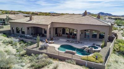 Scottsdale Single Family Home For Sale: 37336 N 99th Street