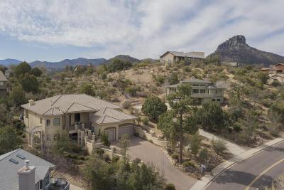 Prescott Single Family Home For Sale: 1405 Sierry Peaks Drive