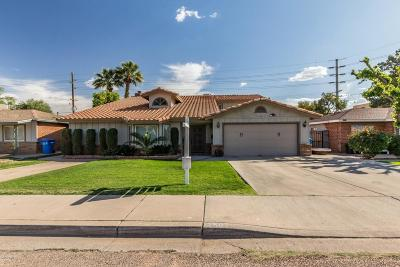Phoenix Single Family Home For Sale: 2507 E Campbell Avenue