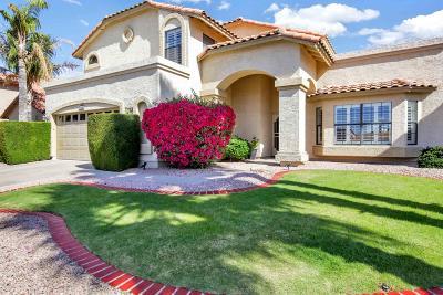Glendale Single Family Home For Sale: 7402 W Oraibi Drive