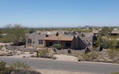 Apache Junction Single Family Home For Sale: 4150 N Cactus Road