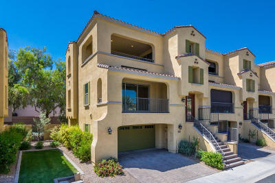 Chandler Condo/Townhouse UCB (Under Contract-Backups): 830 N Imperial Place