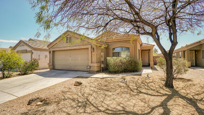 El Mirage Single Family Home UCB (Under Contract-Backups): 12535 W Saint Moritz Lane