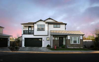 Phoenix Single Family Home For Sale: 3814 E Crittenden Lane