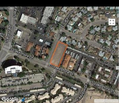 Tempe Residential Lots & Land For Sale: 4611 S Lakeshore Drive