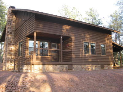 Payson Single Family Home For Sale: 475 N Coyote Trail