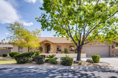 Phoenix Single Family Home UCB (Under Contract-Backups): 35 W Marshall Avenue