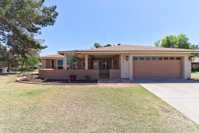 Mesa Single Family Home For Sale: 652 Leisure World