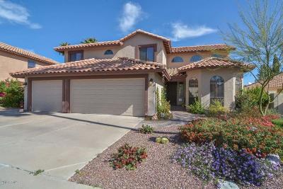 Glendale Single Family Home For Sale: 7438 W Oraibi Drive