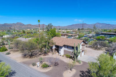 Cave Creek Single Family Home For Sale: 6034 E Egret Street
