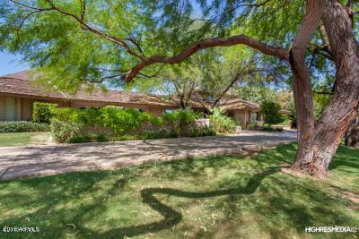 Phoenix Single Family Home For Sale: 5102 E Exeter Boulevard