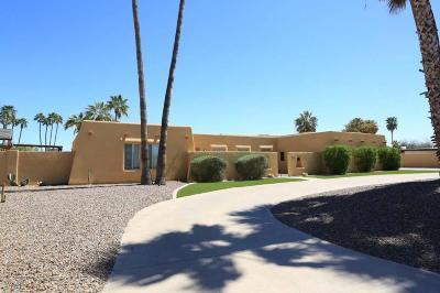 Scottsdale Single Family Home For Sale: 12015 N Miller Road