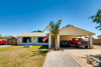 Single Family Home For Sale: 7253 E Ingram Circle