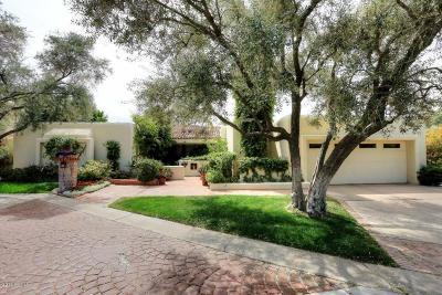 Phoenix Single Family Home For Sale: 2511 E Luke Avenue